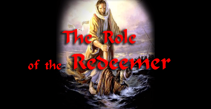 role-of-the-redeemer