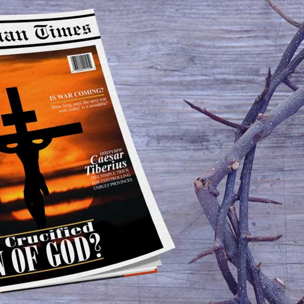crucified-son-of-god