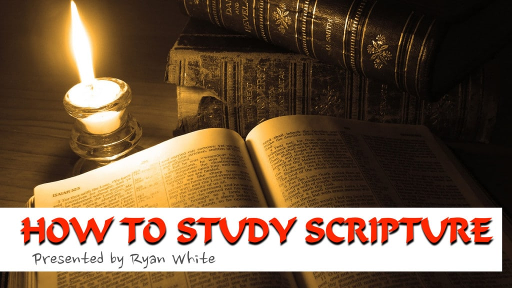 how-to-study-scripture